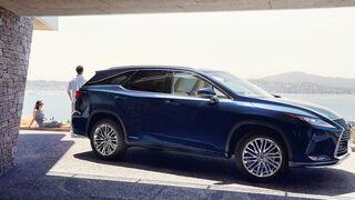 Lexus amplía hasta diez años la garantía de todos sus vehículos nuevos