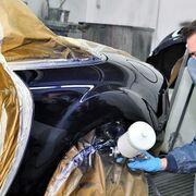 Diez soluciones para los recrecidos en la pintura del vehículo