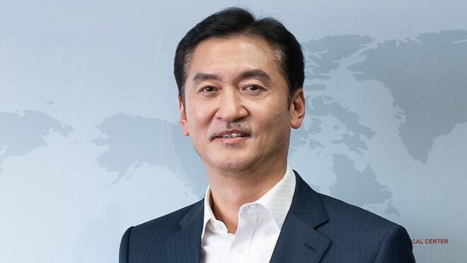 Il Taik Jung, nuevo CEO y presidente de Kumho Tire