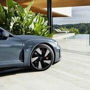 Goodyear Eagle F1 Asymmetric 5, neumático de origen en los Audi e-tron GT