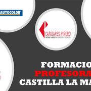 Cañizares Piñero formará en repintado a 28 profesores de FP de Castilla-La Mancha