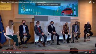El Moves III otorgará ayudas de hasta 7.000 euros para la compra de un coche eléctrico