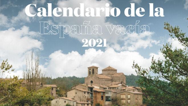 Grupo Driver edita su segundo 'Calendario de la España Vacía'