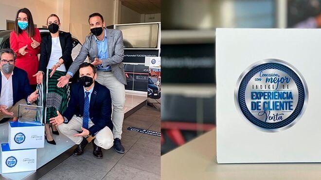 Hyupersa Ourense, mejor concesionario Hyundai de España en 2020