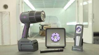 Martech Car presenta la gama Scangrip de lámparas UV