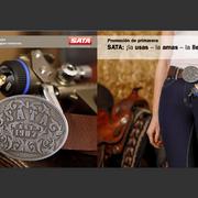 Sata regala un cinturón por la compra de una pistola Satajet X 5500