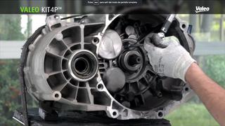 Cómo cambiar un volante bimasa por uno rígido con el Kit 4P Valeo
