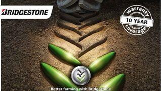 Nueva garantía de Bridgestone que cubre hasta diez años sus neumáticos agrícolas radiales
