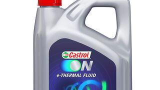 Castrol lanza un nuevo fluido e-térmico que mejora la carga de la batería de los eléctricos