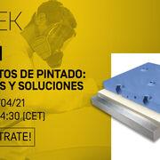 Webinar de Sinnek para ayudar a solucionar los defectos de pintura más comunes
