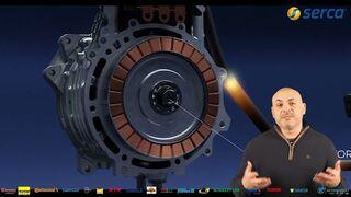 El futuro del motor de combustión: de mover las ruedas a cargar la batería