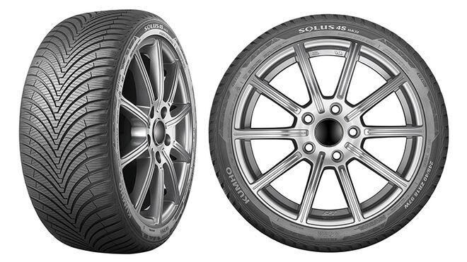 Kumho Tyre amplía medidas para el neumático Solus 4S HA32