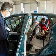 Casi el 50% de vehículos que tenían que pasar la ITV el mes pasado no lo ha hecho
