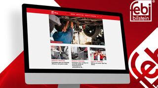 febi estrena blog sobre productos y servicios, mantenimiento y actualidad