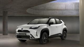 El Toyota Yaris Cross montará de origen Goodyear EfficientGrip Performance 2
