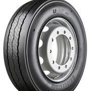 Nuevo Bridgestone U-AP 002, el neumático para autobuses que ahorra combustible