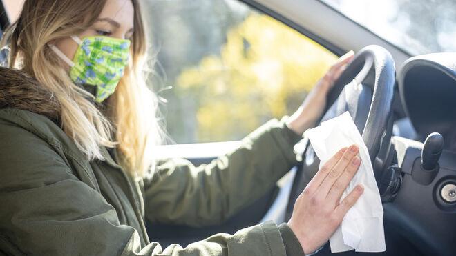 Seis buenas medidas para mantener a raya la alergia durante la conducción