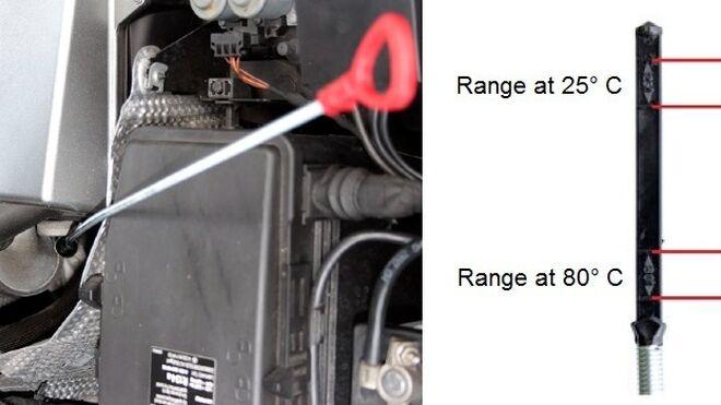 Cómo verificar el nivel de aceite en transmisiones automáticas (722.6) de Mercedes