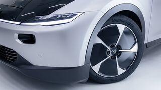 Lightyear, el primer coche eléctrico solar de largo recorrido, monta Bridgestone Turanza Eco