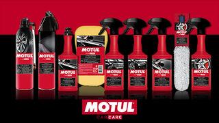 Motul presenta Car Care, una revolucionaria gama con la que mantener el coche como el primer día