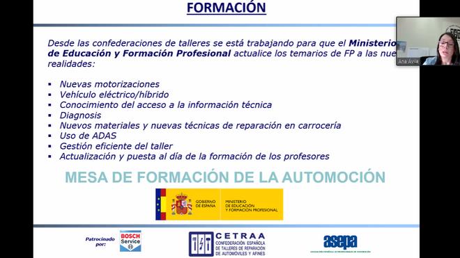 """A. Ávila (Cetraa): """"Necesitamos 'electromecatrónicos' para encarar la modernización del taller"""""""