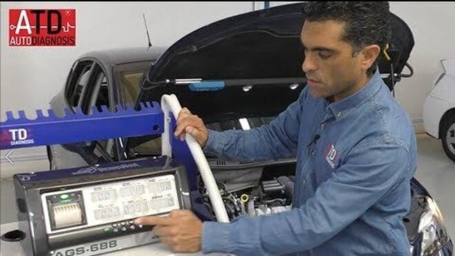 Gases de escape en motores de gasolina: análisis y valores límite para pasar la ITV