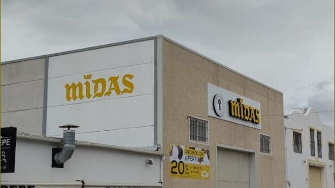 Midas inaugura su primer taller en Estepona (Málaga) y alcanza 169 centros en España