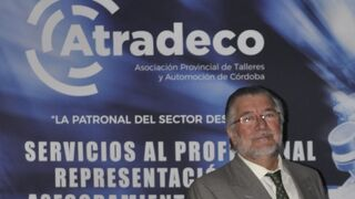 Atradeco reelige presidente a Francisco Molina Castro