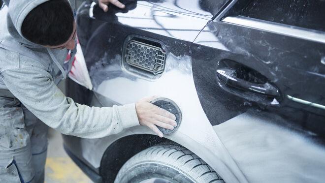 Talleres de carrocería mejor preparados para ser más competitivos