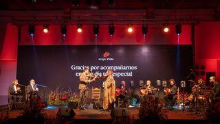 Grupo Peña abre las celebraciones por su 50 aniversario
