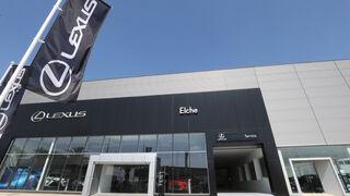 Lexus abre un concesionario en Elche (Alicante)