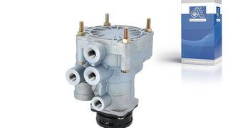 Válvula de control remolque: a revisión como Product Portrait de Diesel Technic