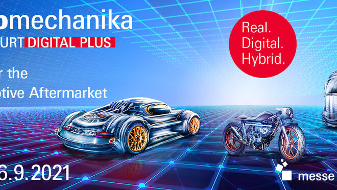 Automechanika Frankfurt ratifica que será híbrida en 2021 y presencial en 2022