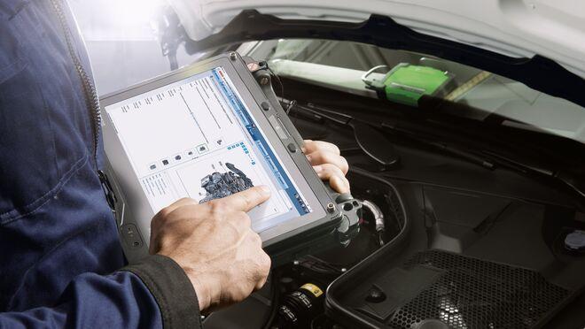 Bosch integra en Esitronic 2.0 los datos de reparación y mantenimiento de fabricantes