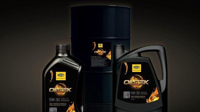 Magneti Marelli Parts & Services lanza Oiltek, su nueva gama de lubricantes