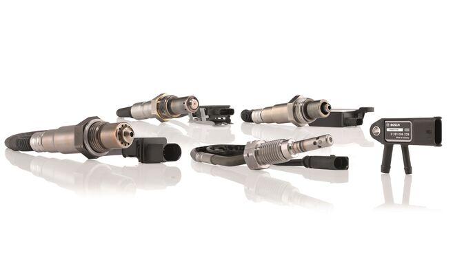 Bosch completa su gama para tratamiento de gases de escape destinada al taller