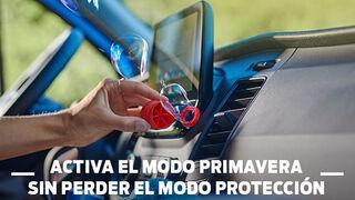 Promoción de Ford para el cambio del filtro de polen por uno MicronAir