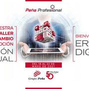 Peña Profesional convoca a todos los talleres a la primera edición virtual de la feria