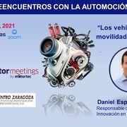 Centro Zaragoza analizará los vehículos en la movilidad del futuro en el marco de Motormeetings