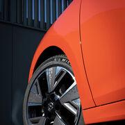 Consumo alerta de error en el valor de bombeo de las ruedas en el Opel Corsa F 2020