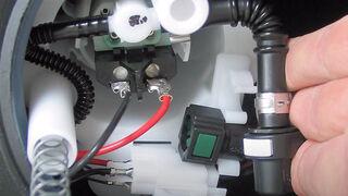 Sustitución de los módulos de depósito de combustible de Mercedes CLS y Clase E