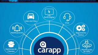 Carapp citas online