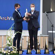 Ford Archiauto, en Canarias, recibe su sexto Chairman's Award
