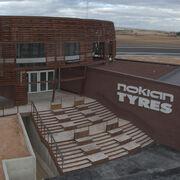 El nuevo centro tecnológico de Nokian Tyres, ya operativo para las primeras pruebas de neumáticos