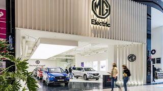 MG agiliza su plan de expansión en España con la apertura de diez nuevos concesionarios