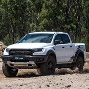 Los neumáticos Grabber AT3 de General Tire calzarán de serie al Ford Ranger Raptor