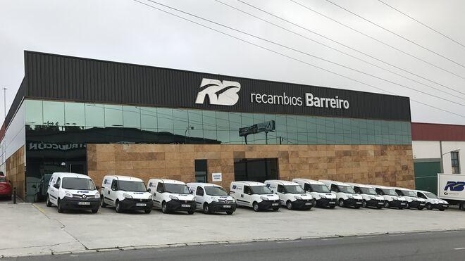 Recambios Barreiro llega a Valencia y Extremadura