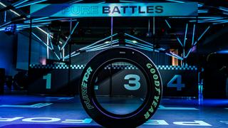 Goodyear desarrolla neumáticos específicos para los coches eléctricos más potentes