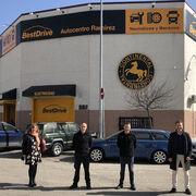 Neumáticos Ramírez sella su compromiso con BestDrive por cinco años más