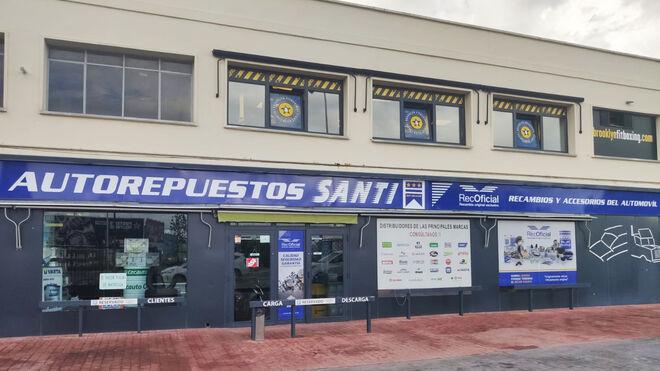 Auto Repuestos Santi deja Cecauto para iniciar nueva etapa integrado en RecDealer